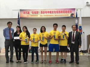 SWAN students winning ACS contests