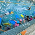 SWAN Summer Camp Swimming Lessons
