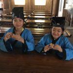 SWAN China Trip Exchange Students