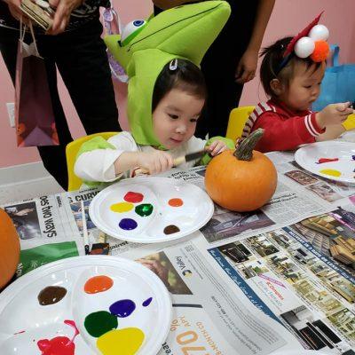SWAN Preschool arts & crafts